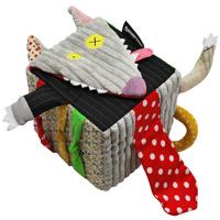 Cube d'activite le loup bigbos