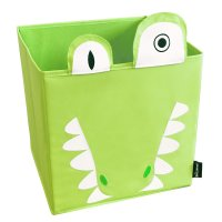 Boîte de rangement l'alligator aligatos