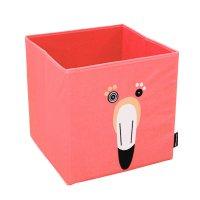 Boîte de rangement le flamant flamingos