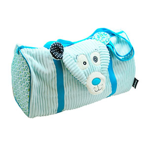 Sac weekend l'ours polaire illicos