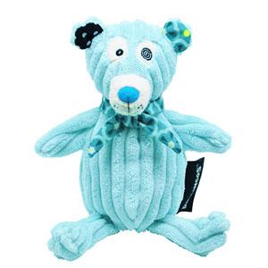 Peluche bébé simply l'ours polaire illicos 15cm