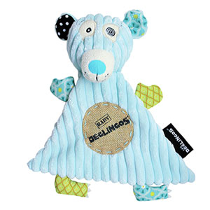 Doudou baby l'ours illicos