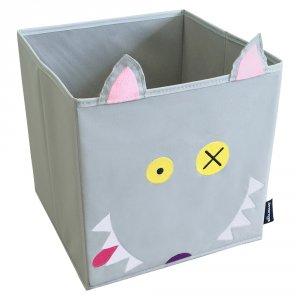 Boîte de rangement le loup bigbos