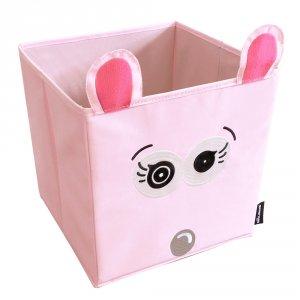 Boîte de rangement la souris coquelicos
