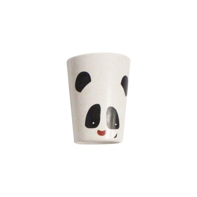 Coffret repas bambou rototos le panda Les deglingos