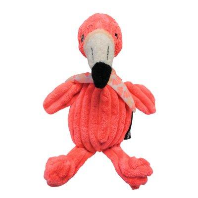 Peluche bébé simply le flamant flamingos 15 cm Les deglingos