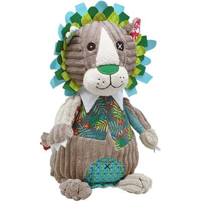 Peluche original le lion jelekros Les deglingos