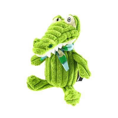 Peluche bébé simply l'alligator aligatos 15cm Les deglingos