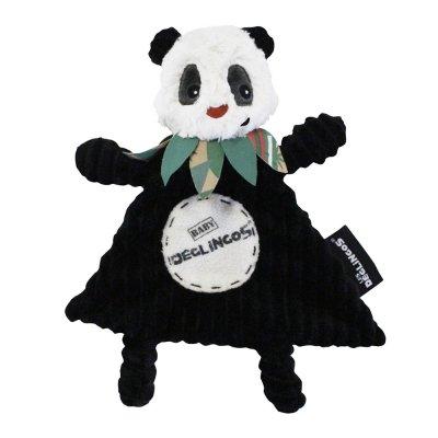 Doudou baby rototos le panda Les deglingos