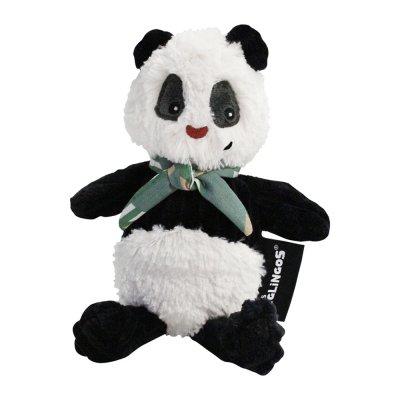 Peluche bébé simply rototos le panda Les deglingos