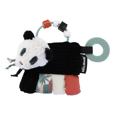 Hochet d'éveil rototos le panda Les deglingos