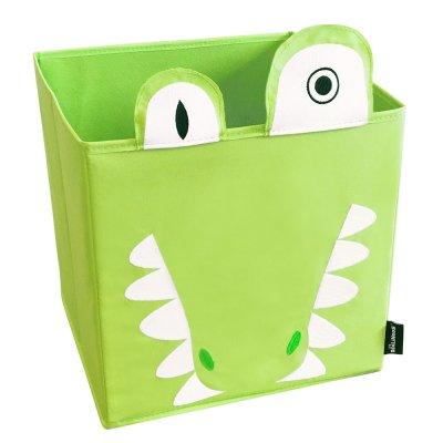 Boîte de rangement l'alligator aligatos Les deglingos