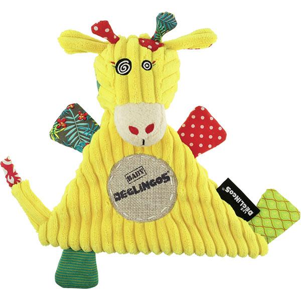 Doudou baby la girafe operchos Les deglingos