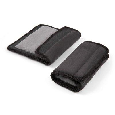 Coussinets de ceintures gris soft wraps Diono
