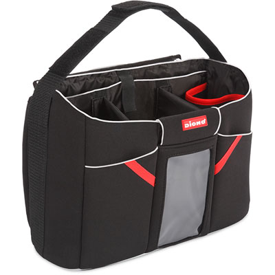Sac de transport buggy tech station noir Diono
