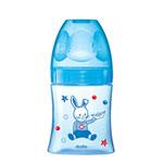 Biberon sans bpa initiation+ bleu 150 ml pas cher