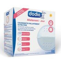 Coussinets d'allaitement slim jour en pochette individuelle x30