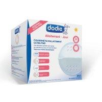 Coussinets d'allaitement slim jour en pochette individuelle x50