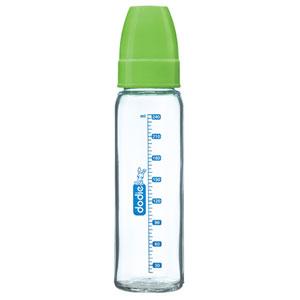 Biberon verre vert 240ml