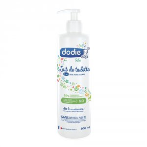 Lait de toilette 3en1 flacon pompe 500ml