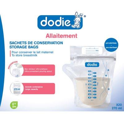 Kit allaitement tire-lait électrique Dodie