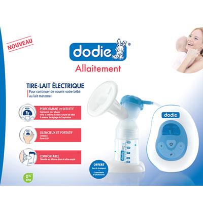 Tire-lait électrique Dodie