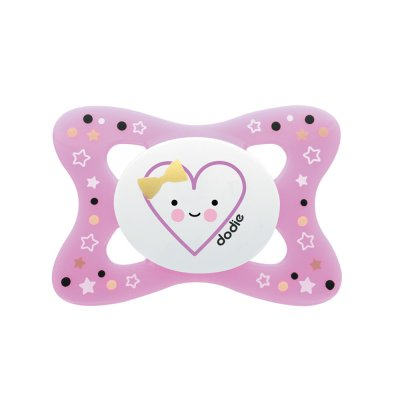 Sucette silicone chic 6m+ Dodie