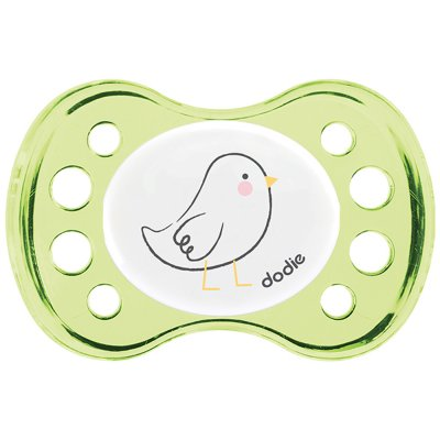 Sucette silicone 0-2 mois mixte Dodie