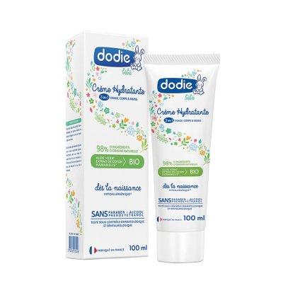Crème hydratante 3en1 tube 100ml Dodie