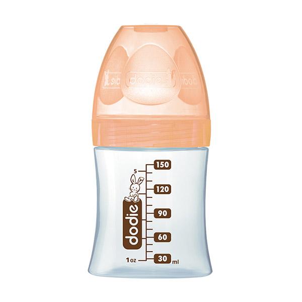 Biberon verre sensation+ beige biche 150ml Dodie
