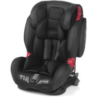 Siège auto thunder isofix black crown groupe 1/2/3