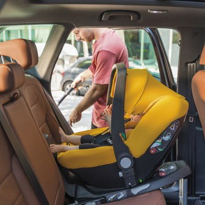 Base isofix one Be cool