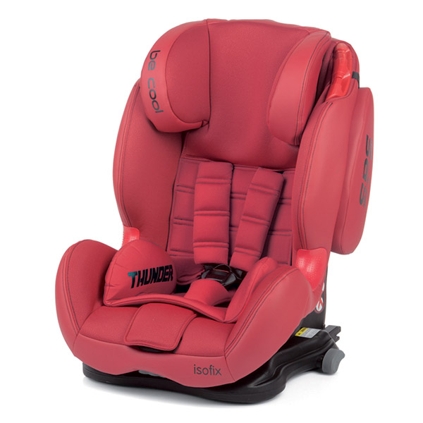 Siège auto thunder isofix dragon groupe 1/2/3 Be cool