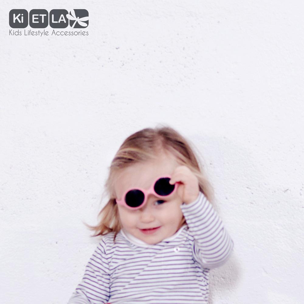 lunettes de soleil b b diabola 2 taille en 1 rose 0 18. Black Bedroom Furniture Sets. Home Design Ideas