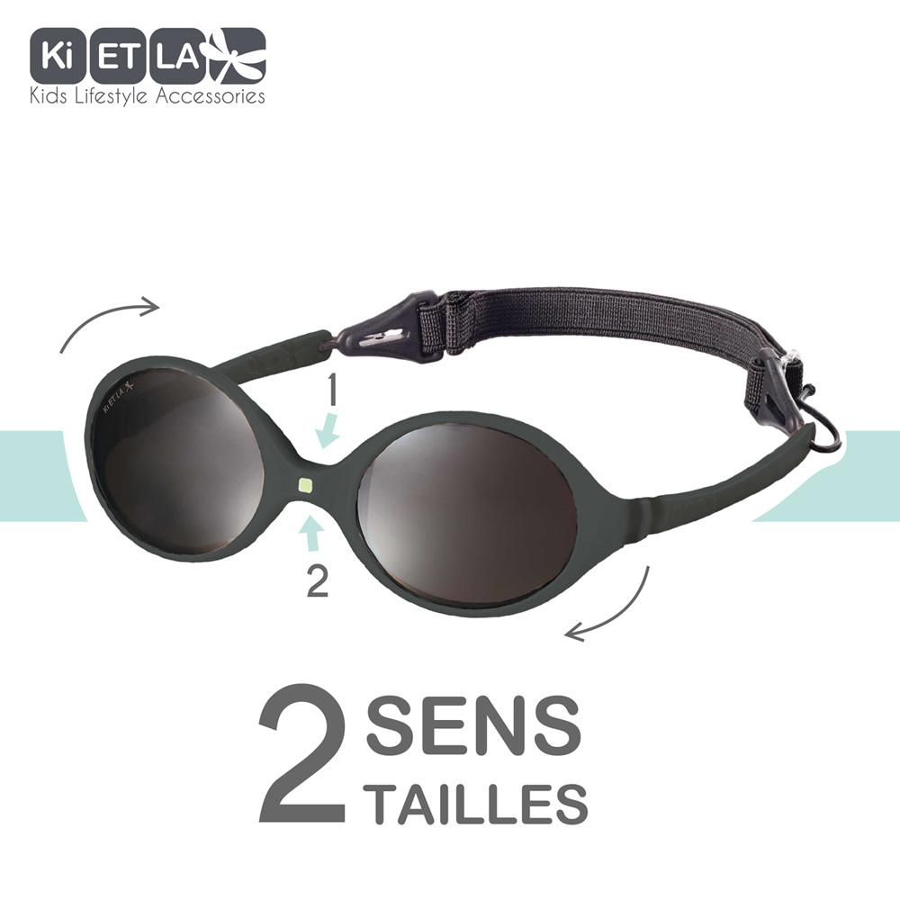 lunettes de soleil b b diabola 2 taille en 1 menthol 0 18 mois de ki et la sur allob b. Black Bedroom Furniture Sets. Home Design Ideas