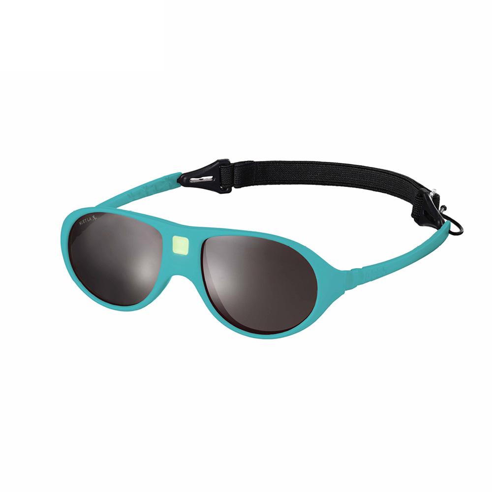 lunettes de soleil b b jokala 2 4 ans bleu canard de ki et la sur allob b. Black Bedroom Furniture Sets. Home Design Ideas