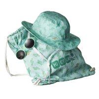 Sun set chapeau kapel + lunettes de soleil 0-18 mois desert kactus