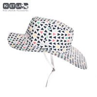 Chapeau kapel anti-uv reversible 2/4 ans fun fair