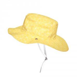 Chapeau kapel anti-uv reversible 6/12 mois cubik sun