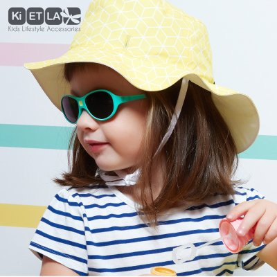 Lunettes de soleil bébé jokaki 12-30 mois menthol Ki et la