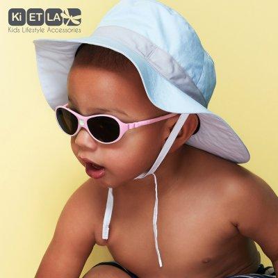Lunettes de soleil bébé jokaki 12-30 mois guimauve Ki et la