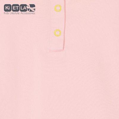 Tee-shirt anti-uv pop 6 mois rose Ki et la