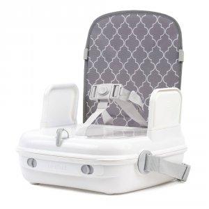 Réhausseur de chaise portable yummigo gris