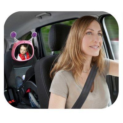 Jouet de voyage bébé miroir de voiture oly rose Benbat