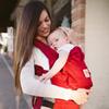 Porte bébé physiologique original rouge Ergobaby