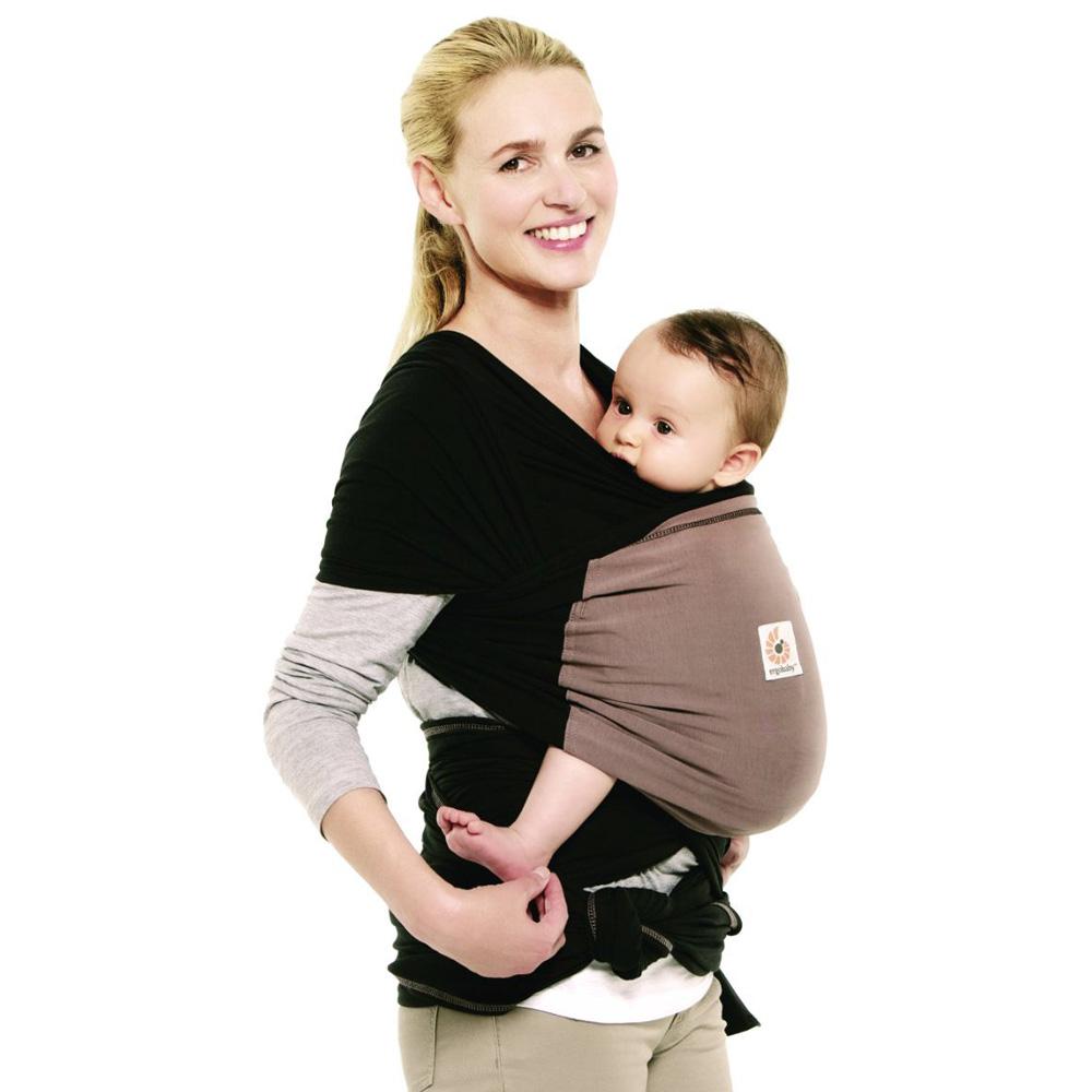 vetements cuir: Echarpe de portage bebe pas