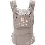 Pack evolutif original avec porte bebe gris cosmique pas cher