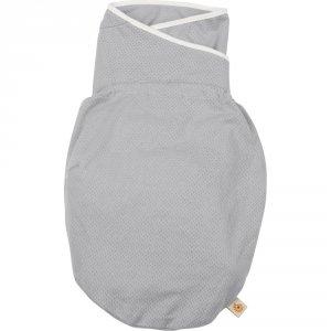 Couverture bébé d'emmaillotage micro-aérée souris