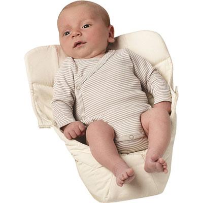Coussin bébé original easy snug naturel Ergobaby