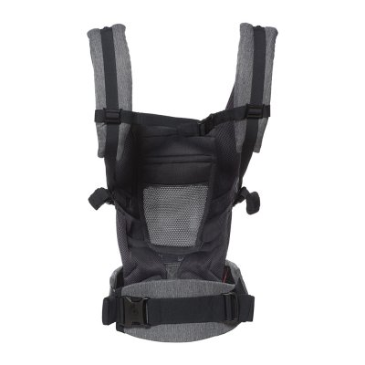 Porte-bébé physiologique adapt cool air mesh gris chiné Ergobaby